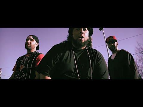 Bad Lungz - Don't Fold Ft. Phaze 1, Sham Pena (Official Music Video) (Dir. 100APieceProductions)