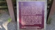 David Douglas plaque