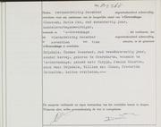 Thomas Coenrade Drijsdale death 1958 NL