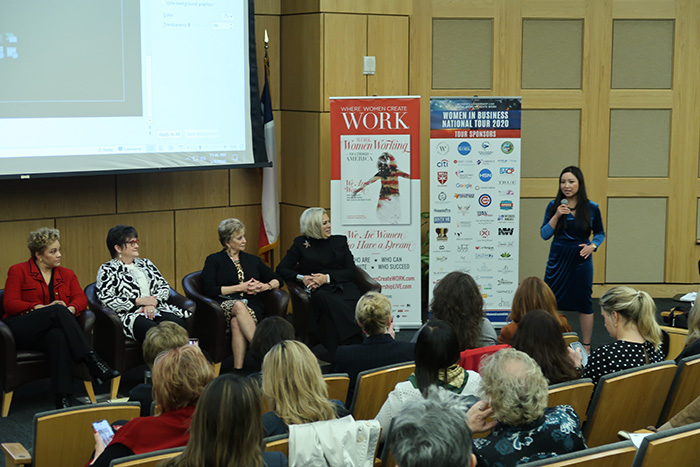 2020 International Women's Day Celebration Dallas, SMU