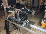 Motion Control Camera rig 1