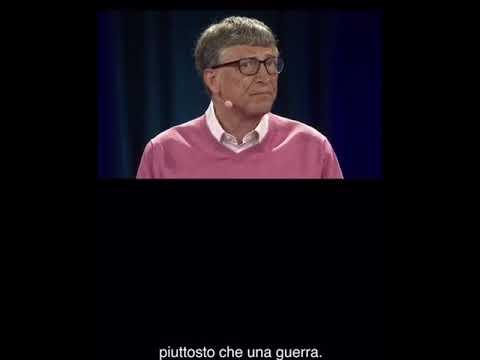 CORONA VIRUS: LA PANDEMIA DI BILL GATES E I SUOI INTRIGHI COI VACCINI...