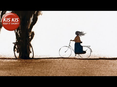 Oscar Winner ~ Short film about love and passage of time   Father and Daughter - by M. Dudok de Wit