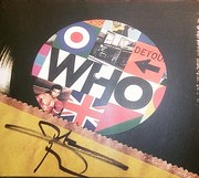 The Who signed Pete Townshend deluxe exclusive cd (sealed)