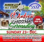 St. Andrew Christmas Serenading