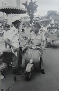 Australian Army's only 2 wheeled vehicle in Vietnam