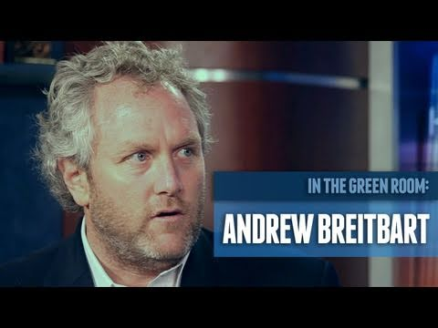 Andrew Breitbart on the Liberal Media, Education, and the Tea Party