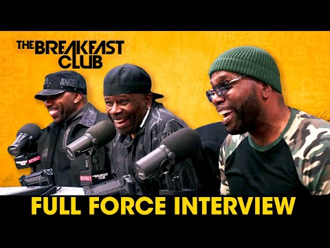 Full Force Break Down Their Production Catalogue, Talks House Party History + More