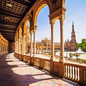 Semana Santa en Sevilla. Del 18/04 al 21/04