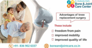Knee Replacement Surgery Advantages Suggested By Dr. Shailendra Patil
