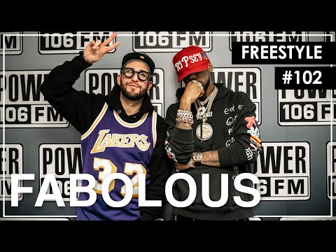 """Fabolous Freestyles Over Nas' """"Black Republican"""" W/ The L.A. Leakers - Freestyle #102"""
