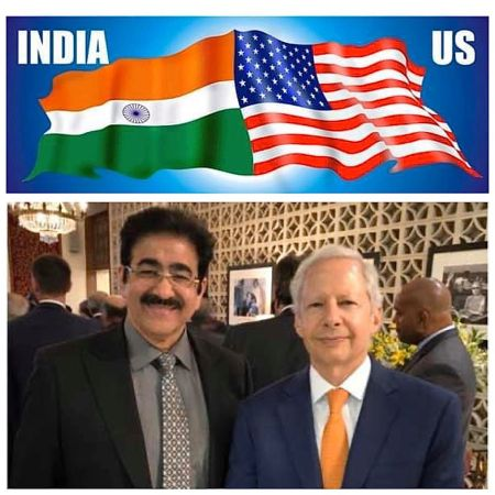 Indo American Chapter of ICMEI Welcomed Trump