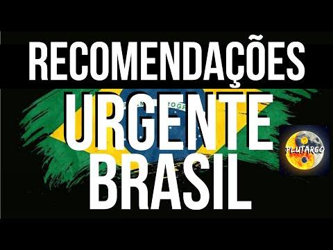 RECOMENDAÇÕES URGENTE NO BRASIL