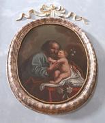 Medaglione di San Giuseppe