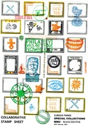 Collaborative stamps