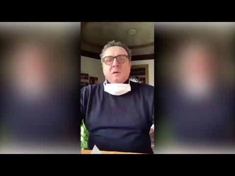 EL MENSAJE DEL DIRECTOR DEL DEPARTAMENTO DE MEDICINA DEL HOSPITAL PAPA GIOVANNI XXIII EN BÉRGAMO QUE ESTA EN PLENA EMERGENCIA POR EL CORONAVIRUS - BÉRGAMO, ITALIA