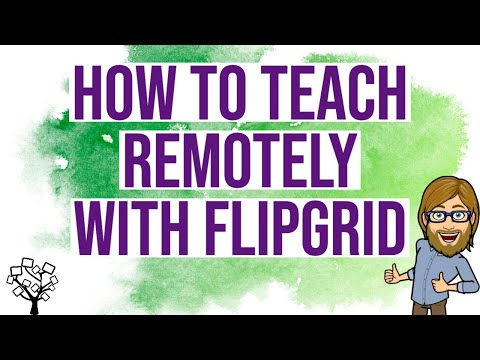 How to Teach Remotely with Flipgrid