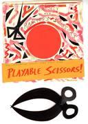 Playable Scissors