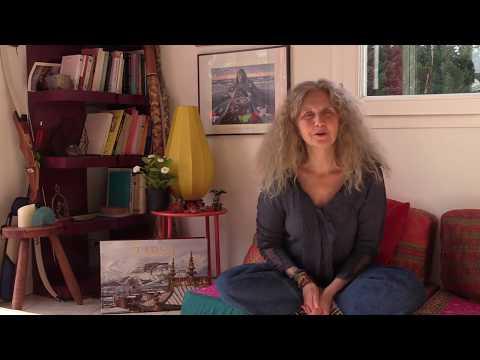 Méditation planétaire conduite par Lalitha Laëtitia Berton-L'AVEC- 2020