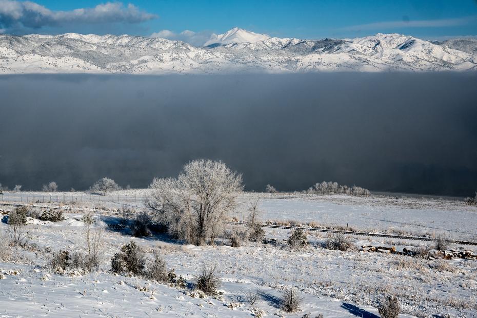 Boulder Valley Fog