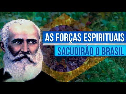 BEZERRA DE MENEZES FALA DA MISSÃO DO BRASIL