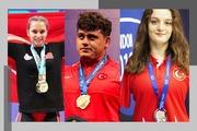 Türk sporcular dünya arenasında kazandı
