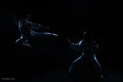 Battle (in) the dark
