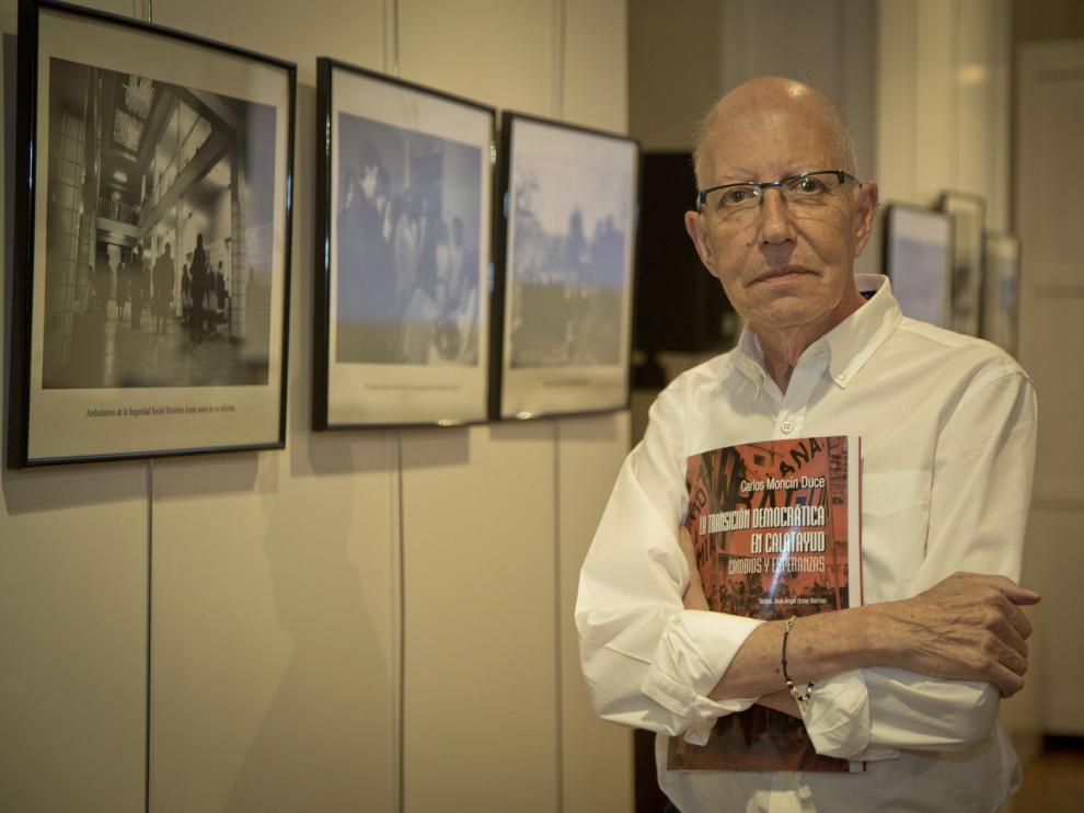 Muere el fotoperiodista bilbilitano Carlos Moncín