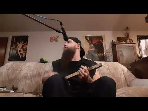 Authority Song - Cigar Box Guitar Cover