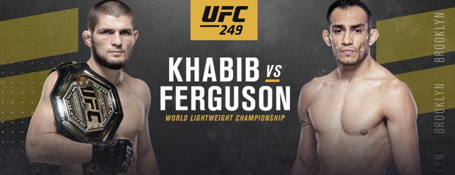 En Vivo# UFC 249: Tony-Khabib Live FREE