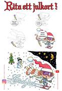 Julkortsövning