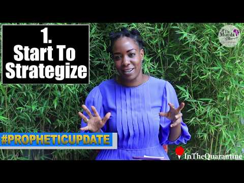 Don't Panic! This is NOT the END of the WORLD! | Prophetic Update #WakeUpAfrica