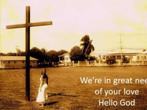 Hello God-Dolly Parton