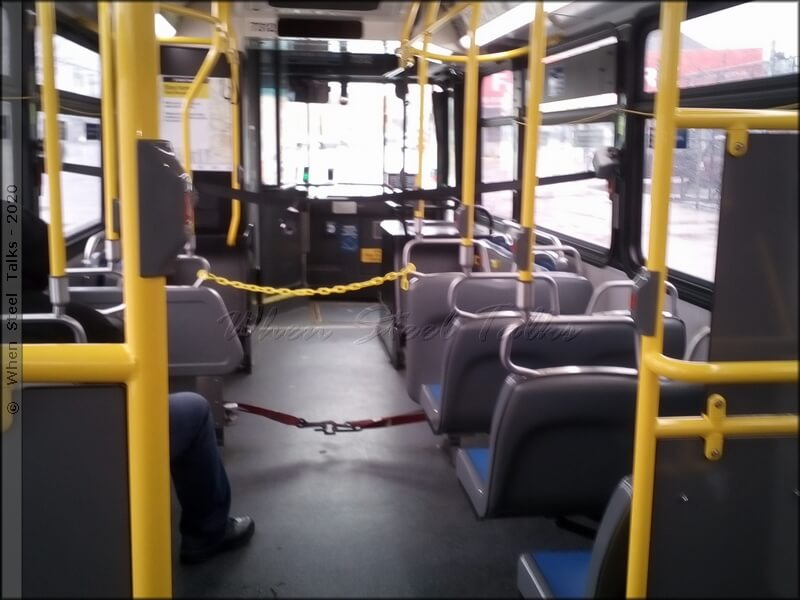 Local buses are now free in New York City...