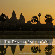 The Dawn at Angkor Wat 01 720x720