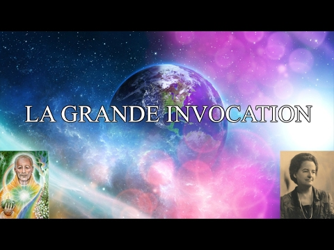 La Grande Invocation - Alice Bailey