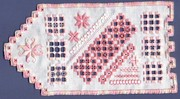 Hardanger Embroidery, Pulled Thread Work and Drawn Thread Work