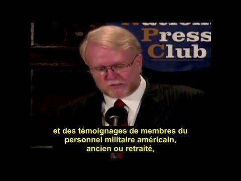FR   Témoins militaires d'OVNI sur des sites nucléaires   National Press Club 27 09 10 VOSTFR