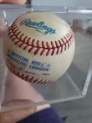 1985-1989 Official American League Ball