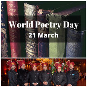 World Poetry Day Celebrated by AAFT University On Line