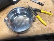 First candy tin instrument