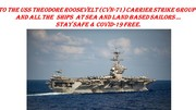 USS CVN-71 Carrier Strike Group