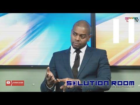 OMEGA LIVE TV interviewing Dean Okai Snr pt.2