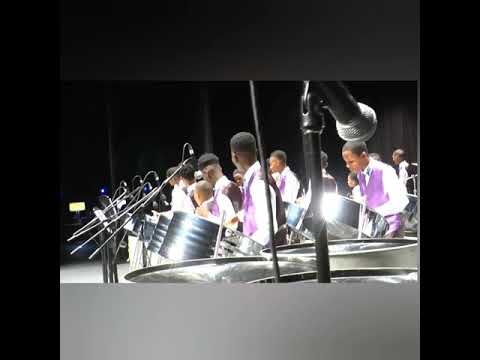 Savannah Grass - arr by Sheldon Peters played by St. Margaret's Youth Steel Orchestra
