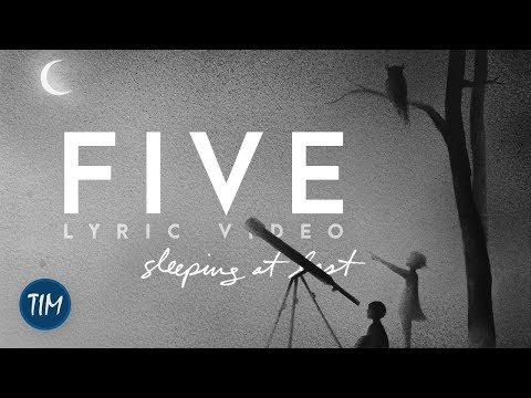 """Five"" (Lyric Video) 