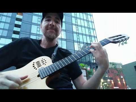 Crazy (Gnarls Barkley) - excerpt - [Fingerstyle Guitar Covers]