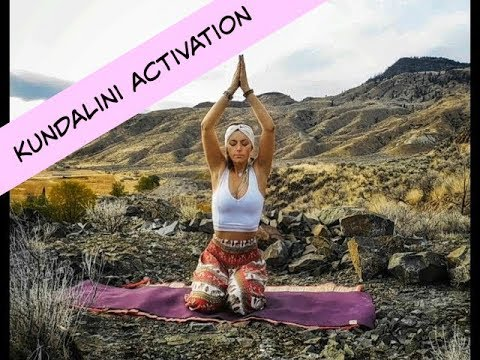 AWAKEN & RADIATE! Kundalini Yoga Sequence