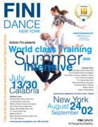 Fini Dance International Summer School in Italy