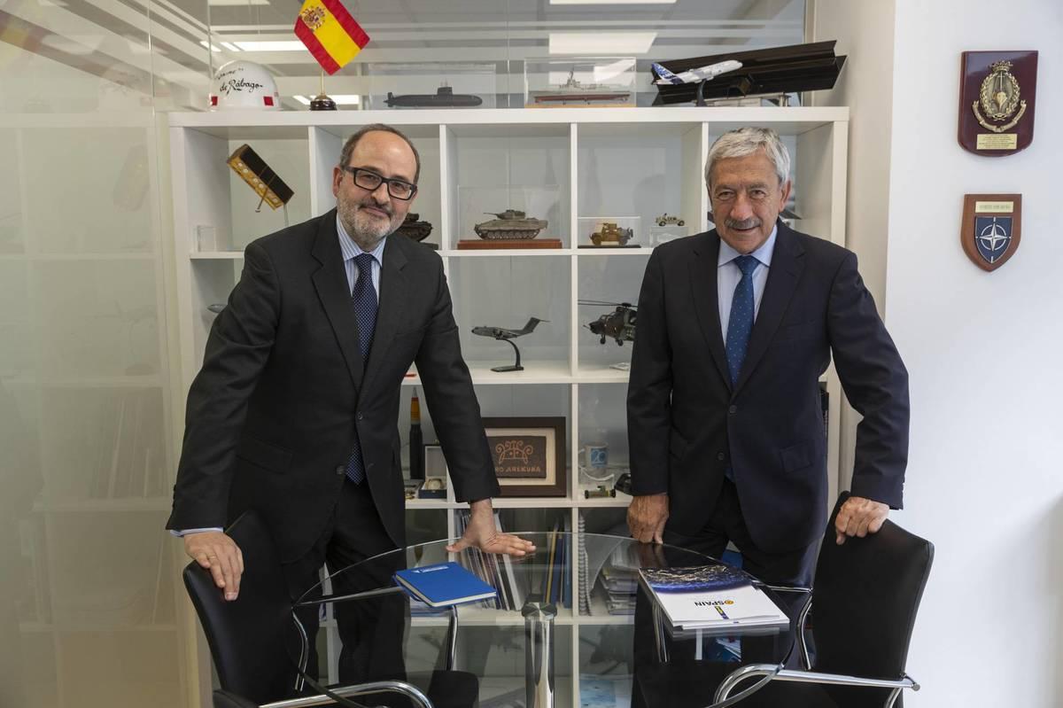 España ya tiene su gran feria de armamento y quiere convertirla en un referente