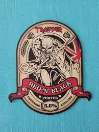 TROOPER RED 'N' BLACK